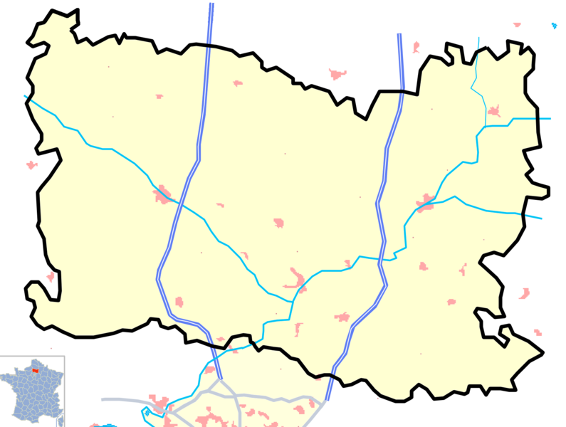 Bestand:Oise outline map.png