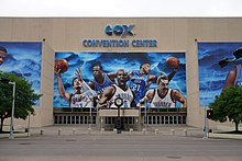 Oklahoma City May 2016 10 (Cox Convention Center).jpg