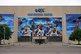 Oklahoma City May 2016 10 (Cox Convention Center).jpg