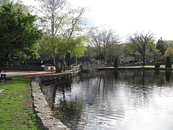 Old Grist Mill Pond, Seekonk MA.jpg
