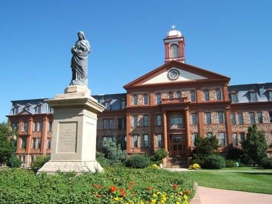 Old Main Hall, Regis University Main Campus