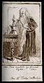 Old Parr, an elderly apothecary with an extremely long beard Wellcome V0010725.jpg