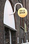 Old Vic Theatre, Waterloo Exterior Stage Door 2.jpg