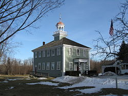 Old Westford Academy,now the Westford Museum
