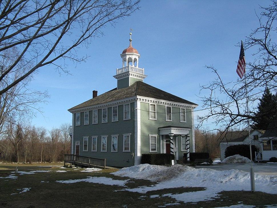 Old Westford Academy, MA