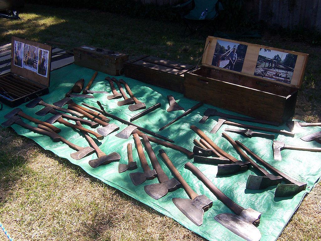 dating antique axes