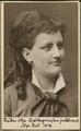 Olga Björkegren, porträtt - SMV - H1 186.tif