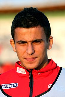 Omar Elabdellaoui (Manchester City) - Norway national under-21 football team (01).jpg