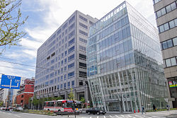 Omron Kyoto Center Bldg 20110417-001.jpg