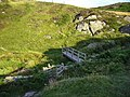 On the path to Amlch from Llaneilian - panoramio.jpg