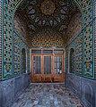 One of the room in Atabaki sahn at Fatima Masumeh Shrine, Qom, Iran.jpg