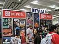 Oni Press booth at WonderCon 2010.JPG