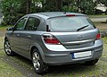 Opel Astra H 1.6 Facelift rear 20100513.jpg
