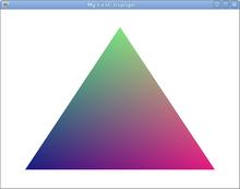 OpenGL Programming/Modern OpenGL Introduction - Wikibooks