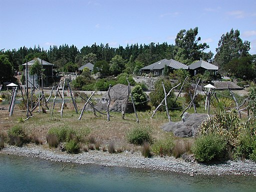 Orana Wildlife Park overview