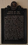 Order of the Knights of Rizal NHCP Historical Marker.jpg