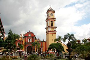 Orizaba - Catedral de San Miguel Arcángel in Orizaba