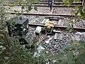 Ortsbediente Gleissperre im Bahnhof HB-Vegesack.jpg