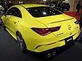 Osaka Motor Show 2019 (278) - Mercedes-AMG CLA 45 S 4MATIC+ Coupé (C118).jpg