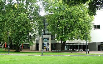 Otago Museum - Image: Otago Museum 1