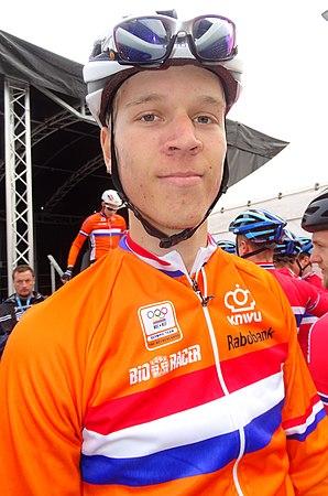 Oudenaarde - Ronde van Vlaanderen Beloften, 11 april 2015 (B153).JPG