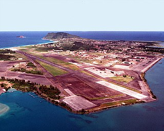 Marine Corps Air Station Kaneohe Bay airport