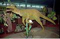 Oviraptor - Dinosaurs Alive Exhibition - Science City - Calcutta 1995-June-July 403.JPG