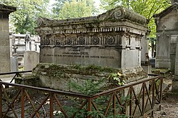 Tomb of Colin