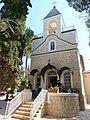 P1190710 - הכנסיה הפרובוסלבית - חזית הבנין והכניסה.JPG
