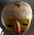 PC047712h detail Polychrome helmet mask, Sukumu mask, Sukumu people, Tanzania (11218783563).jpg