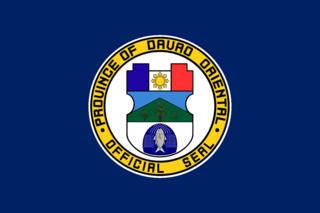 Davao Oriental Province in Davao Region, Philippines