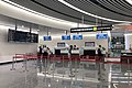 PKX check-in counters at DAE Caoqiao Station (20190926144503).jpg