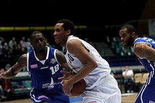 J. P. Prince American basketball player