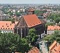 PL - Wrocław - Kościół Najświętszej Marii Panny na Piasku - Kroton 002.jpg