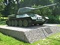 PL Czarnkow tank T-34 2011 No20.JPG