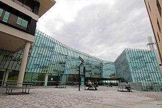 Victoria University, Melbourne - Victoria University Footscray Park Campus – Building P
