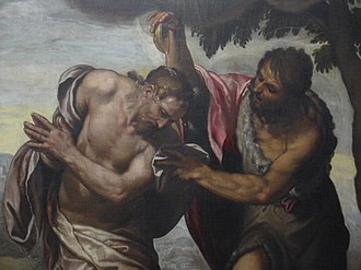 Paolo Farinati - Image: P Farinati Bautismo de Cristo