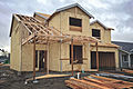 Pacific, WA — New house under construction — 02.jpg