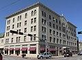 Paddock Hotel (Beatrice, Nebraska) from SE 1.JPG