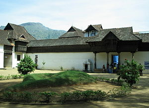 Vernacular Architecture on Palace Represents The Most Classic Kerala Domestic Architecture