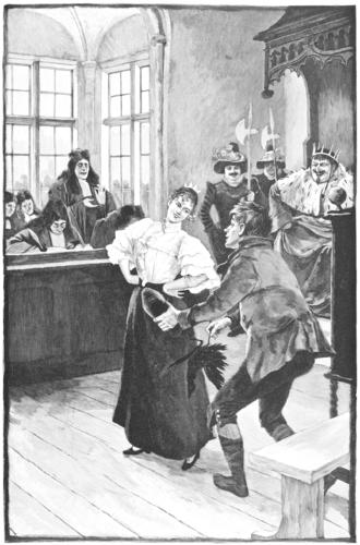 Blockhead Hans - 1900 illustration by Hans Tegner