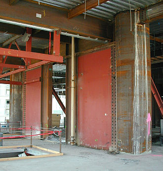 Earthquake-resistant structures - Coupled steel plate shear walls, Seattle