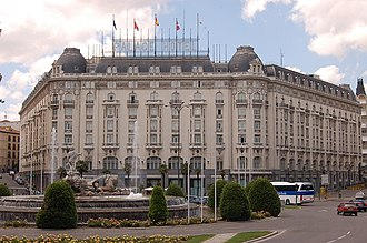 Conference and resort hotels - Image: Palace Hotel (Madrid) 03