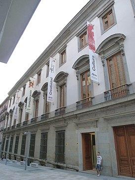 Palacio De Altamira Madrid Wikipedia La Enciclopedia Libre