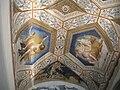 Palazzo vitelli alla cannoniera, decorazioni scalone 03.JPG
