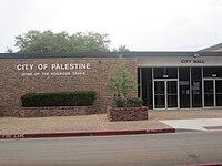Palestine, TX, City Hall IMG 2312.JPG