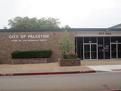 Palestine City Hall