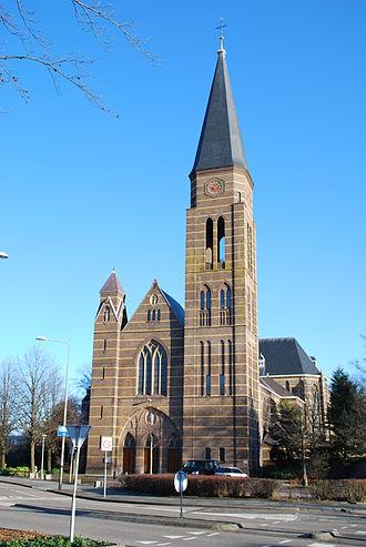 Sassenheim - Image: Pancratiuskerk Sassenheim