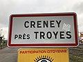 Panneau entrée Creney près Troyes 2.jpg