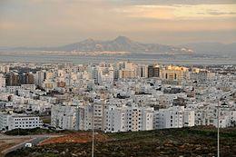 Tunisi – Veduta